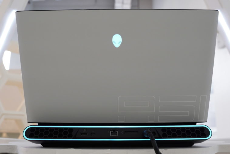 Alienware redesigns their Area-51m laptop to knock your socks off 14