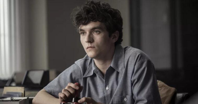 Stefan Butler as Fionn Whitehead in Netflix's Black Mirror: Bandersnatch
