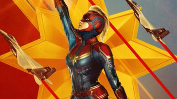 captain marvel 1 364x205 - New Captain Marvel posters & trailer add more hype to the upcoming film