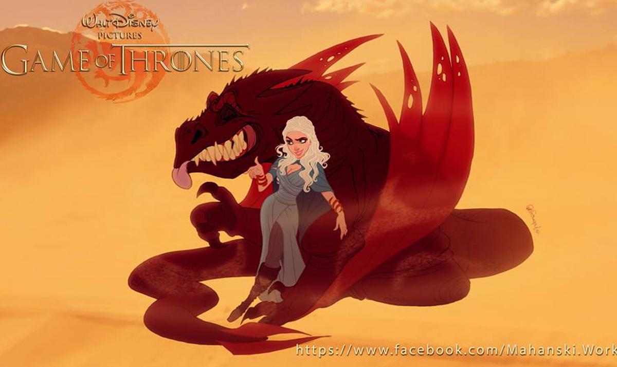 Disney Daenerys featured image