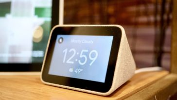 The Lenovo Smart Clock with Google Assistant is going to rock your nightstand 14
