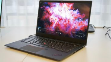 Win a Lenovo ThinkPad X1 Carbon laptop 15