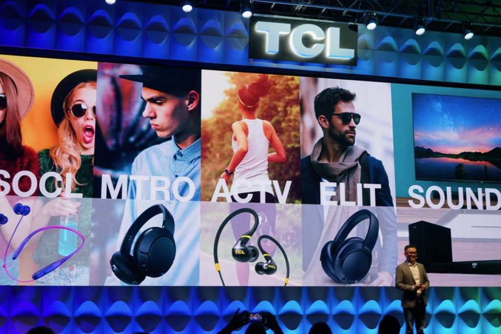 TCL is planning to enter the headphone market 16
