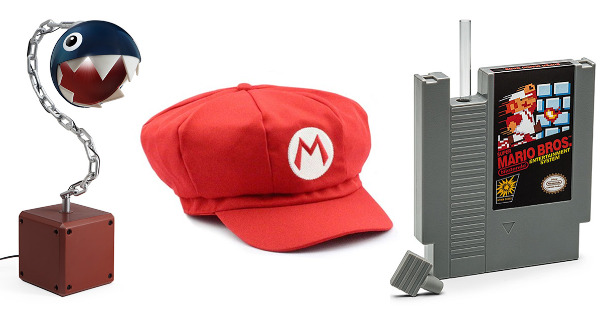 featured image 1 364x205 - 19 Super unique gifts for Super Mario fans