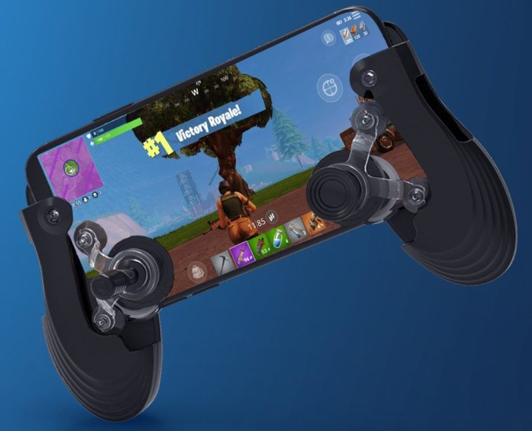 Fortnite update allows mobile gamers to use Bluetooth controllers 12