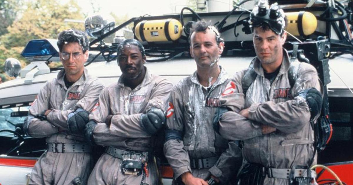 original Ghostbusters cast