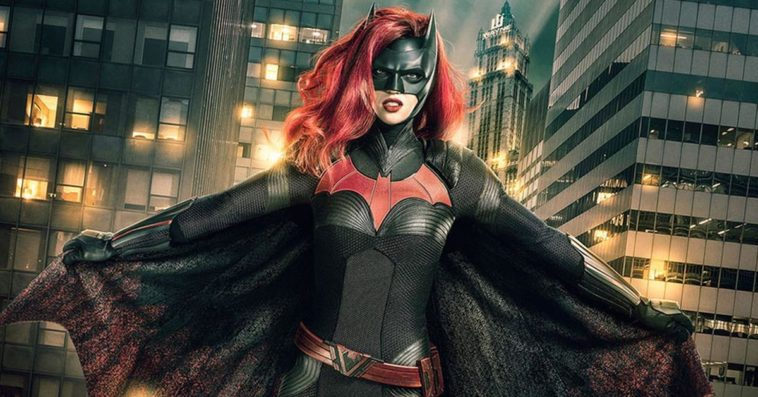 Ruby Rose as Batwoman