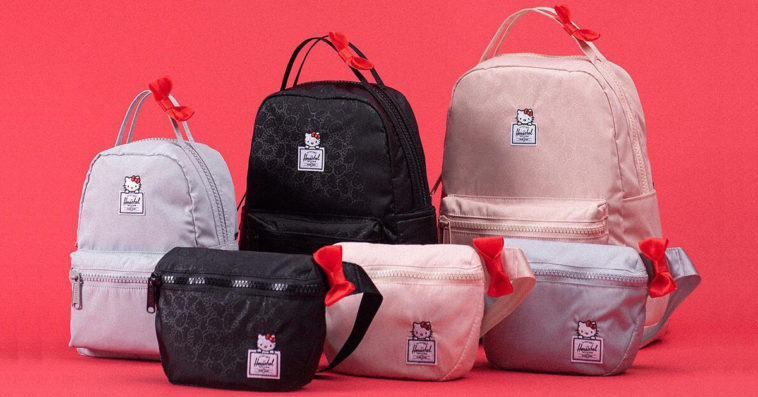 Hello Kitty x Herschel Supply