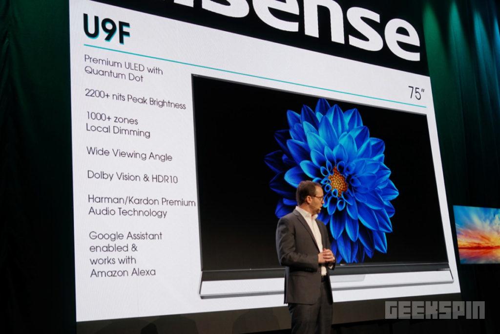 Hisense U9F