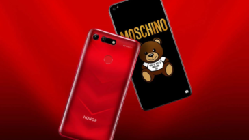 Honor's luxe Moschino View20 smartphone sure is swanky 15