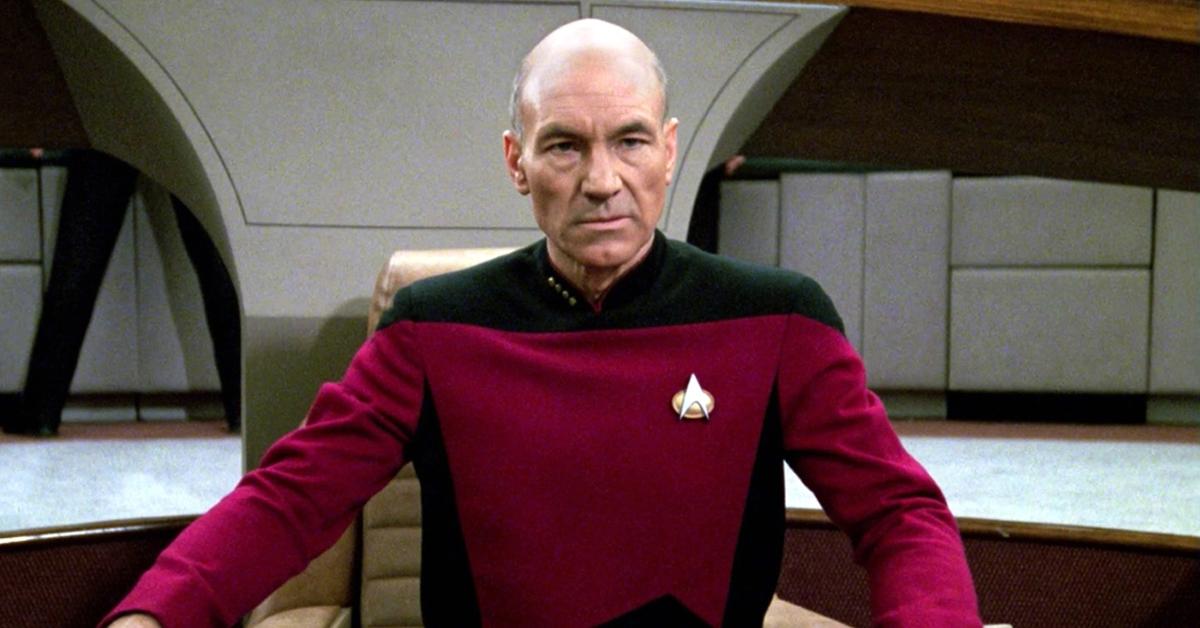 Patrick Stewart as Jean-Luc Picard