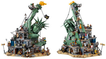 The LEGO Movie 2 Welcome to Apocalypseburg