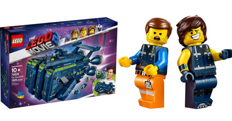 The Rexcelsior LEGO set