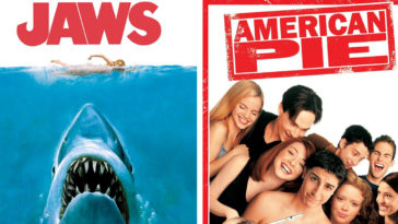 Jaws and American Pie