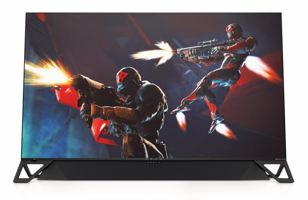 "HP adds a soundbar to the already dreamy 65"" OMEN X Emperium gaming monitor 14"