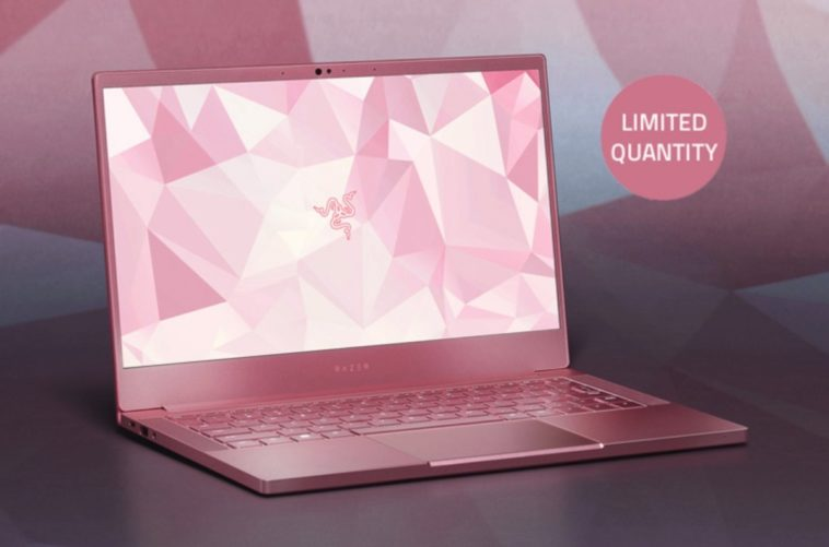 Razer releases pink Blade Stealth laptop just in time for Valentine's Day 14