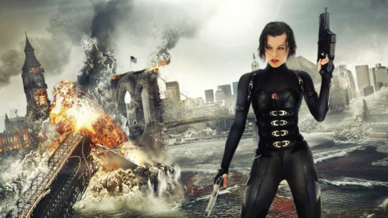 A Resident Evil TV series is coming to Netflix 13