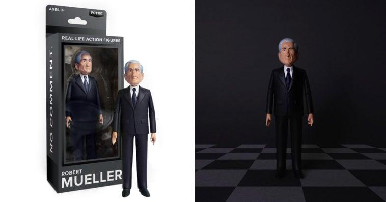 Rober Mueller Action Figure