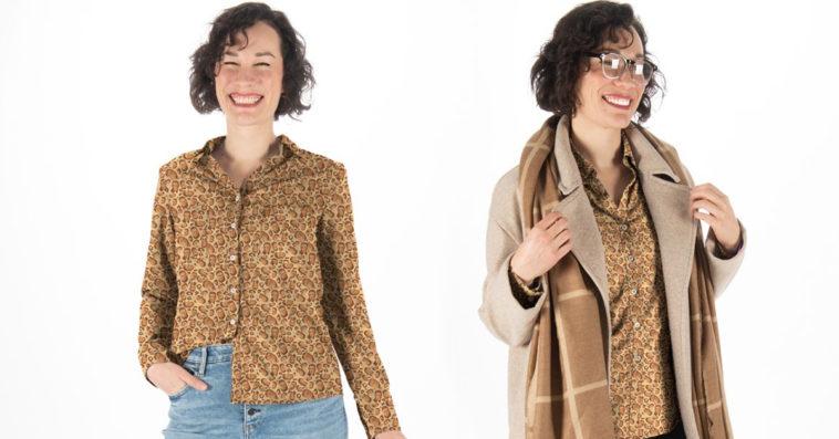 Ruth Bader Ginsburg leopard print shirt