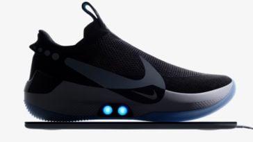Nike unveils its high-tech Adapt BB basketball shoe 16