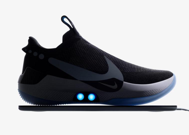 Nike unveils its high-tech Adapt BB basketball shoe 14