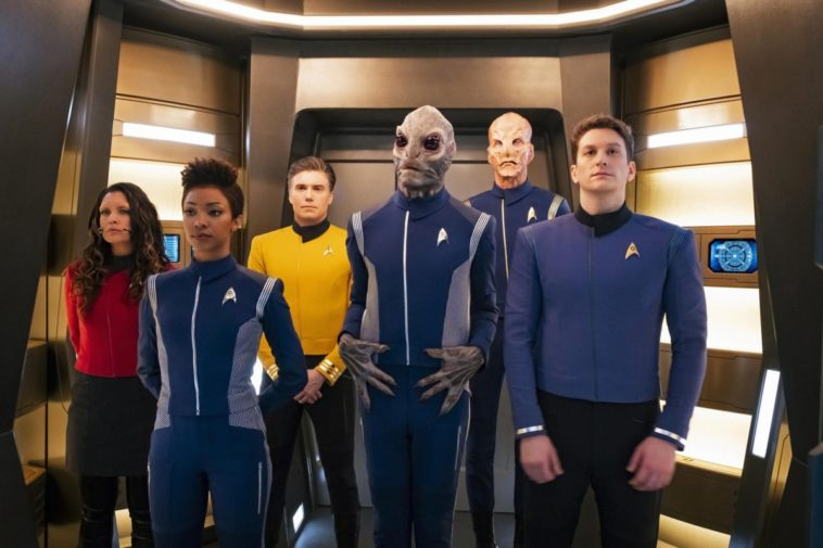 Star Trek: Discovery's season 2 premiere is available to watch for free on YouTube 12