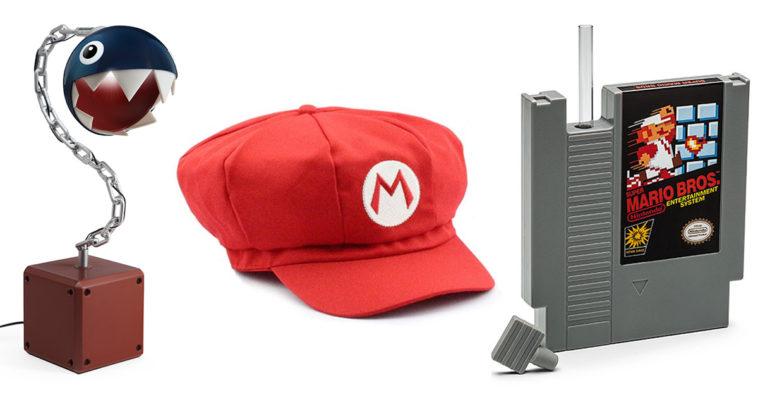 19 Super unique gifts for Super Mario fans 13