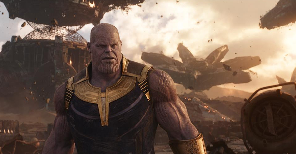 thanos in avengers infinity war 1 - Samuel L. Jackson confirms a fan theory about Avengers: Endgame