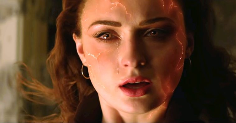 Sophie Turner as Jean Grey in X-Men: Dark Phoenix