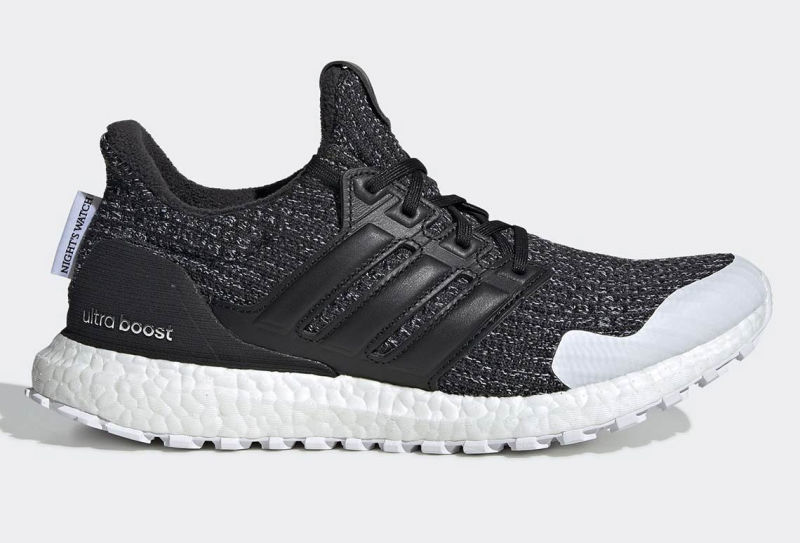 adidas x game of thrones night s watch shoes - Adidas unveils its complete collection of Game of Thrones shoes