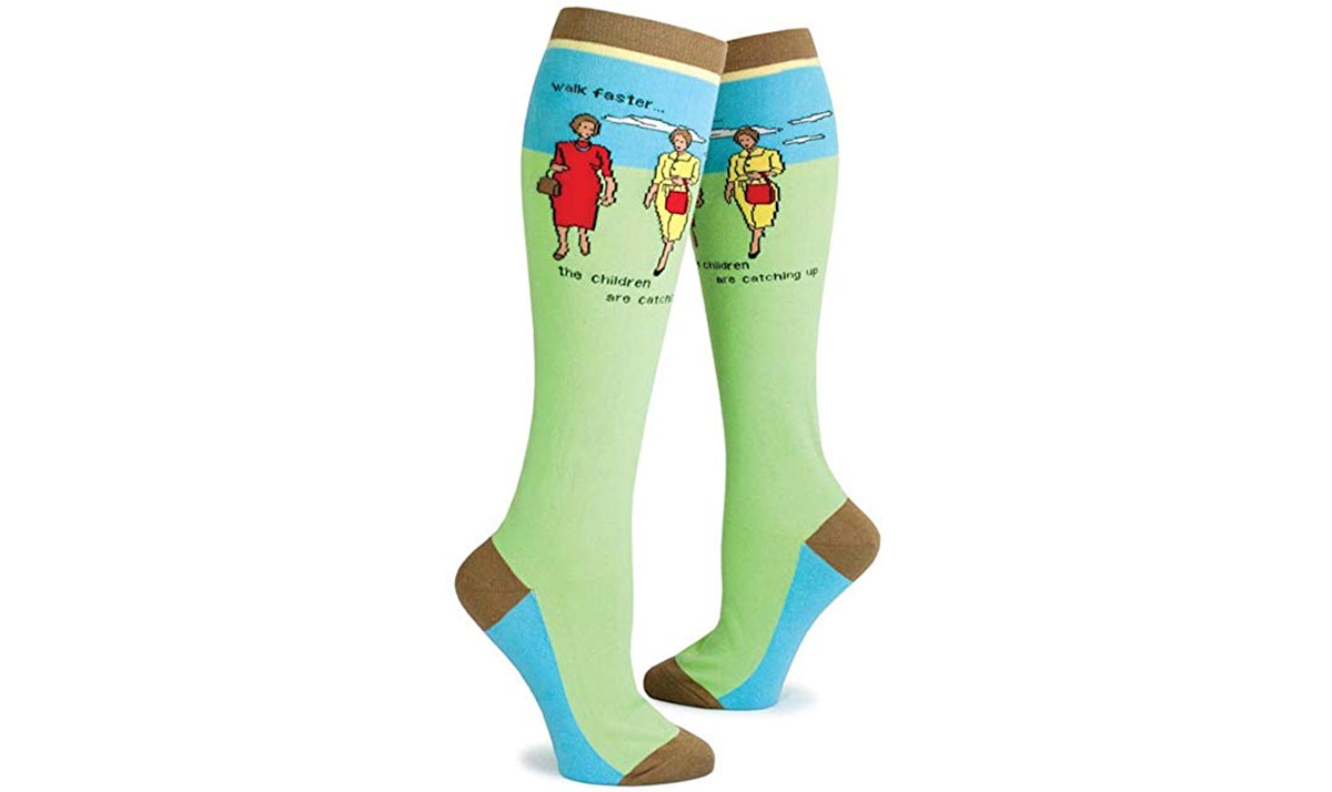 Anne Taintor Socks