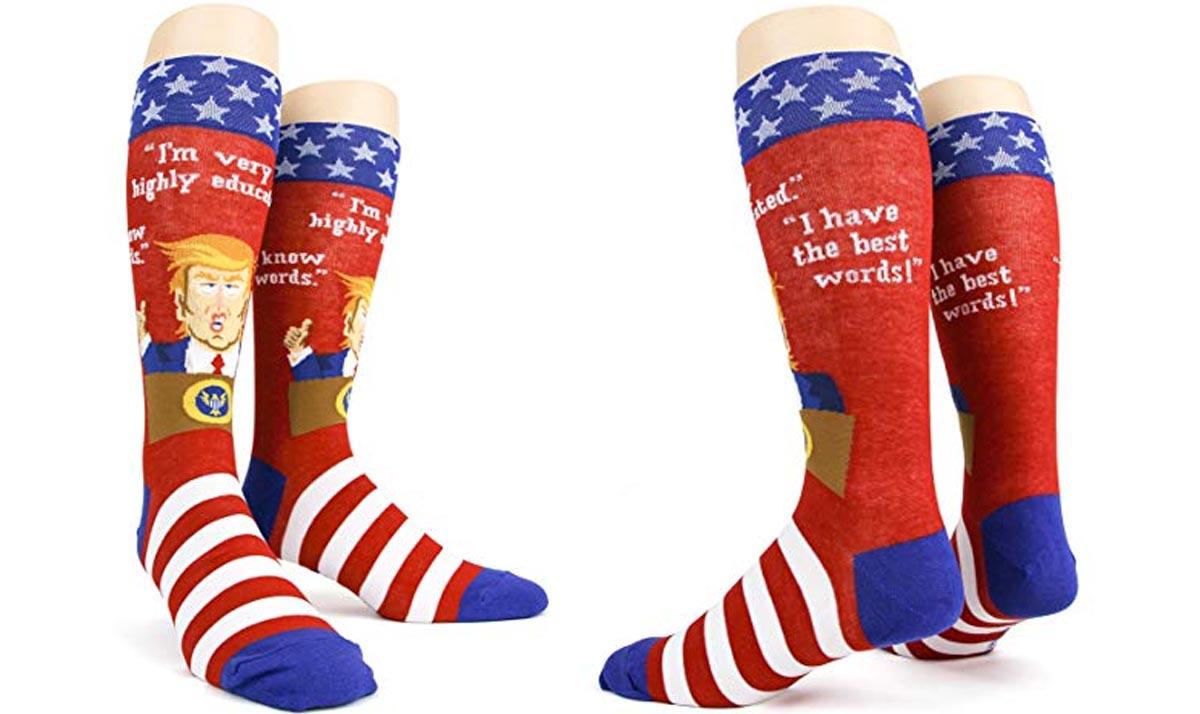 Arrogant Donald Trump Socks