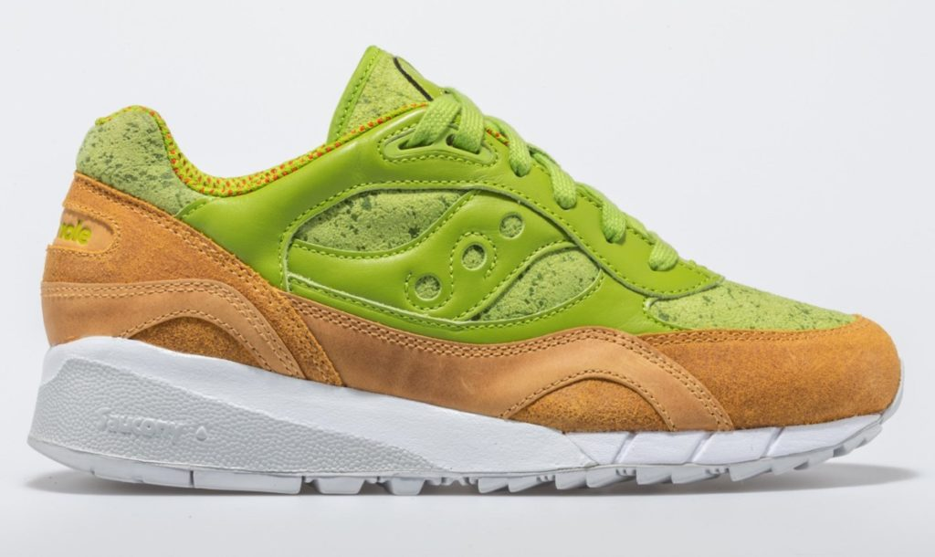 Blame millennials for these avocado toast-inspired sneakers from Saucony 13
