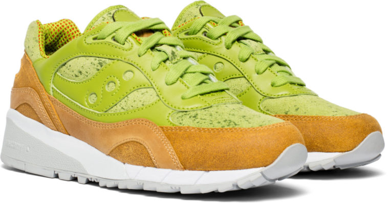 Blame millennials for these avocado toast-inspired sneakers from Saucony 12