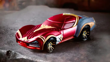 Batman v Superman: Dawn of Justice Wonder Woman character car