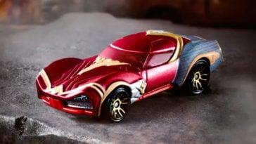 Batman v Superman: Dawn of Justice Wonder Woman character car
