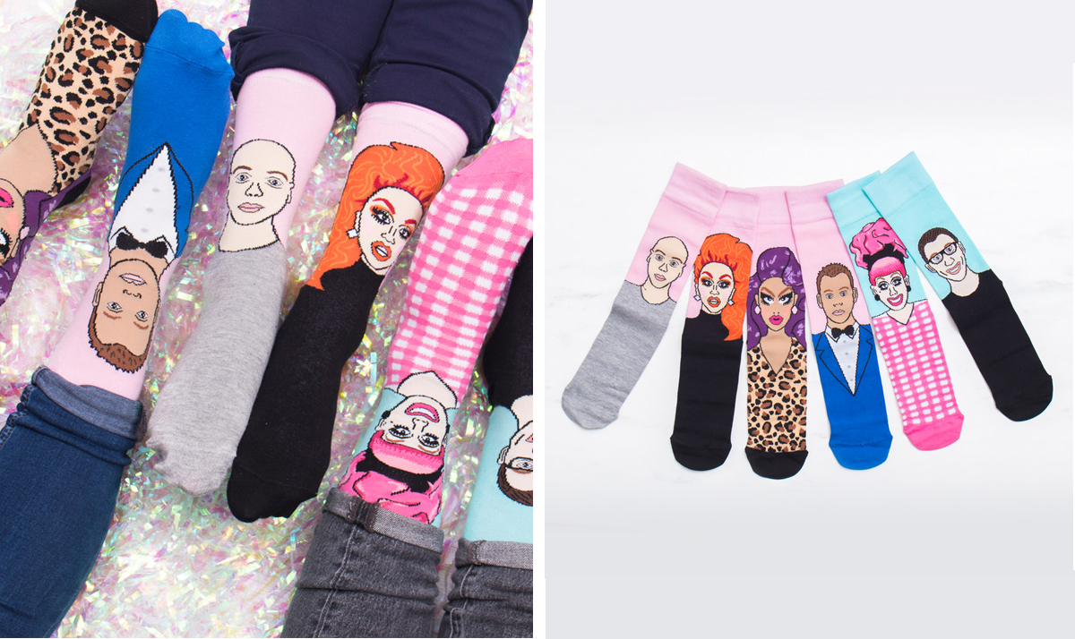 Be A Drag Queen Socks