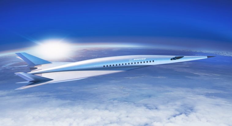 Boeing's hypersonic concept flies New York to London in 2 hours 11