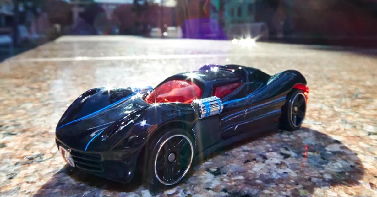 Captain America: Civil War Black Widow character car