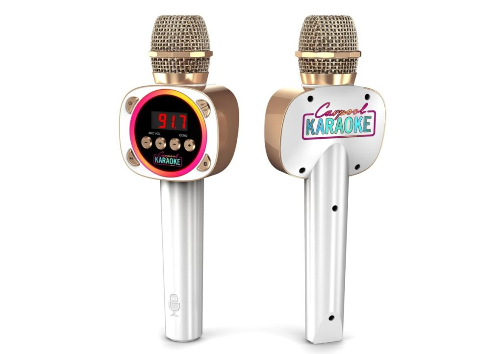 Carpool Karaoke Mic brings the James Corden experience to your own car 15