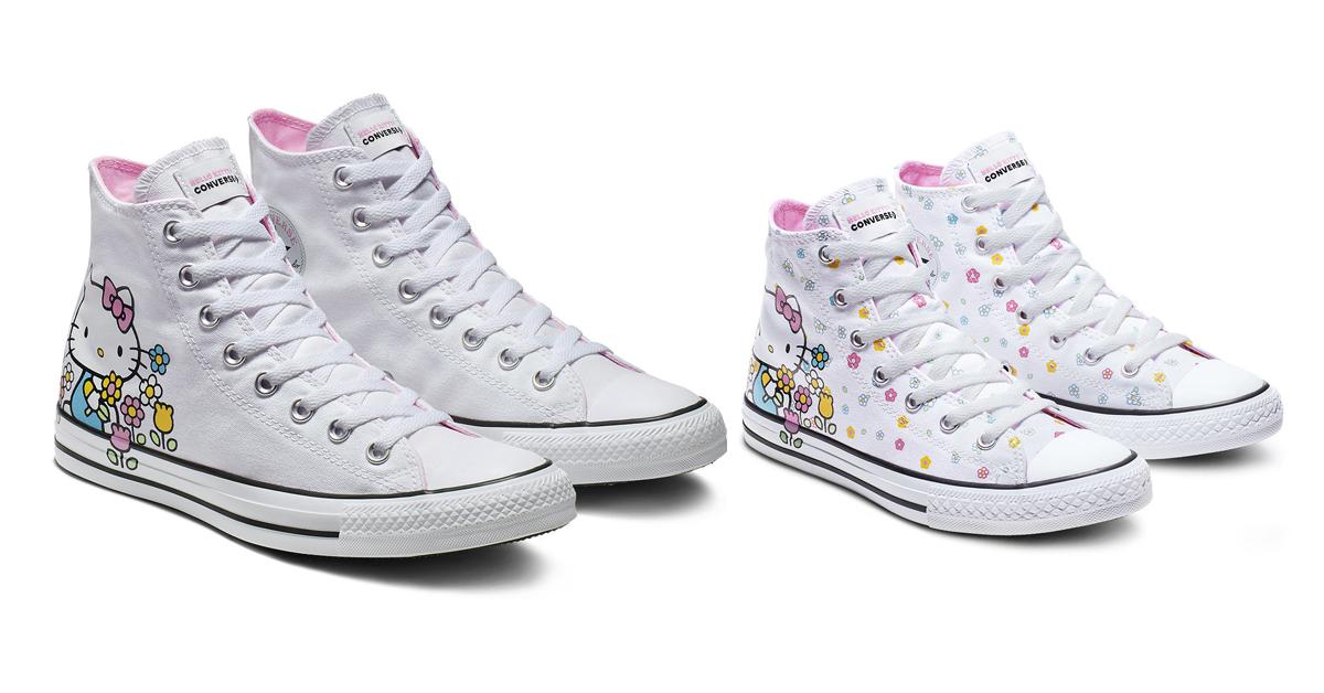 Converse x Hello Kitty Chuck Taylor All Star High Top