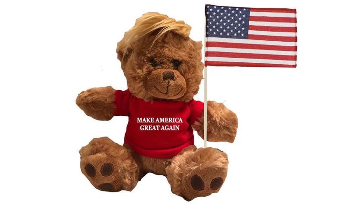 Donald Trump Bear