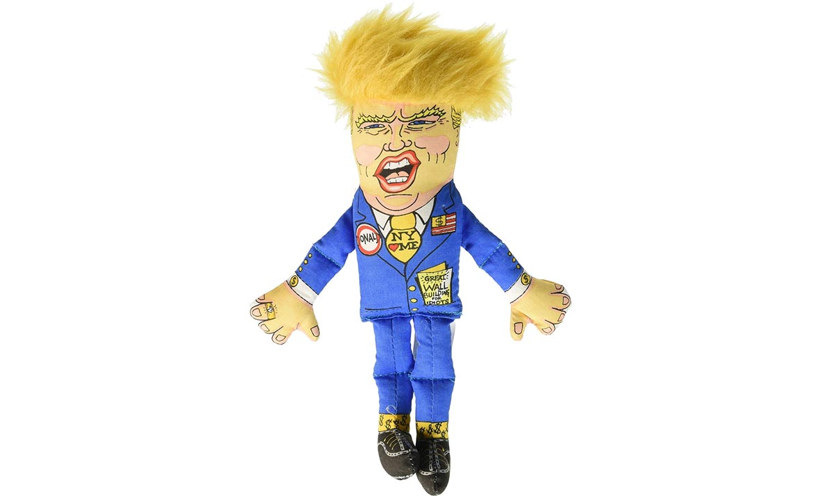 Donald Trump Cat Toy