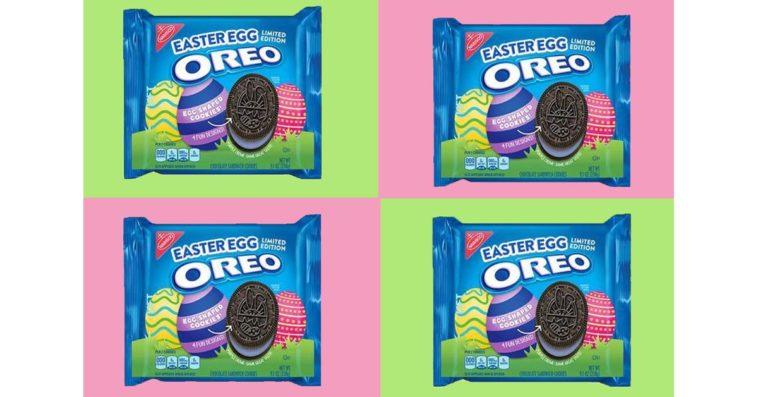 Easter Egg Oreo New