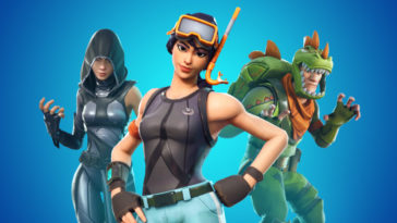 Fortnite players can now consolidate accounts 16