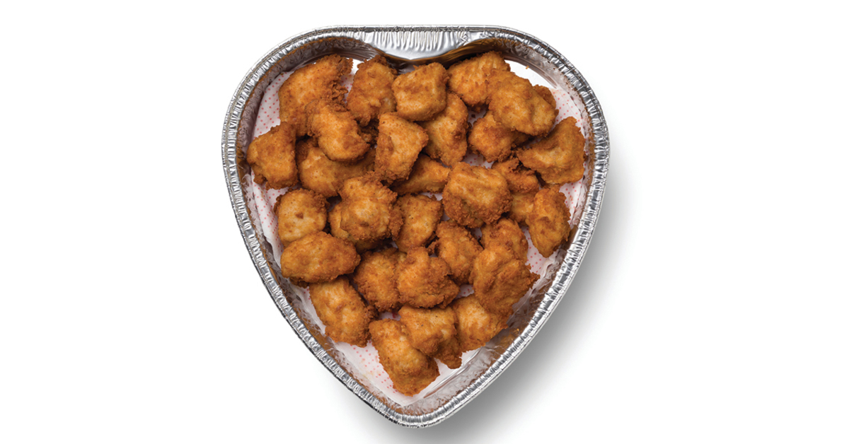 Chick-fil-A's Valentine's promo