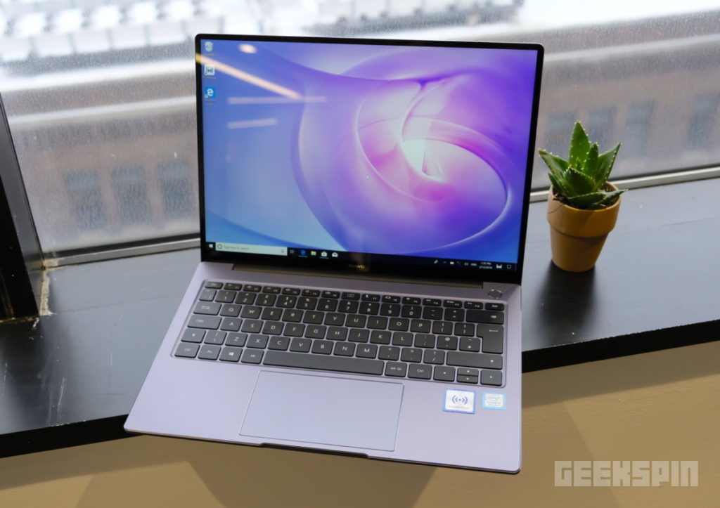Huawei's MateBook X Pro gets revamped with a 3:2 aspect ratio 14