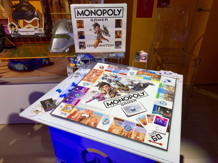 Monopoly Gamer: Overwatch Collector's Edition