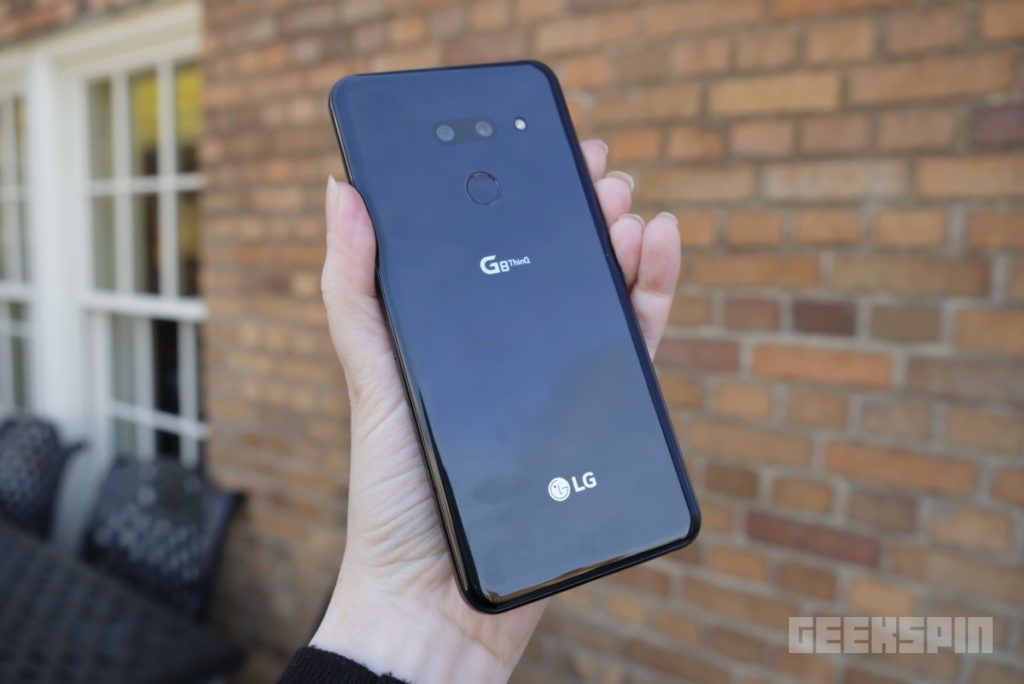The LG G8 ThinQ uses the blood in your veins to identify you 17