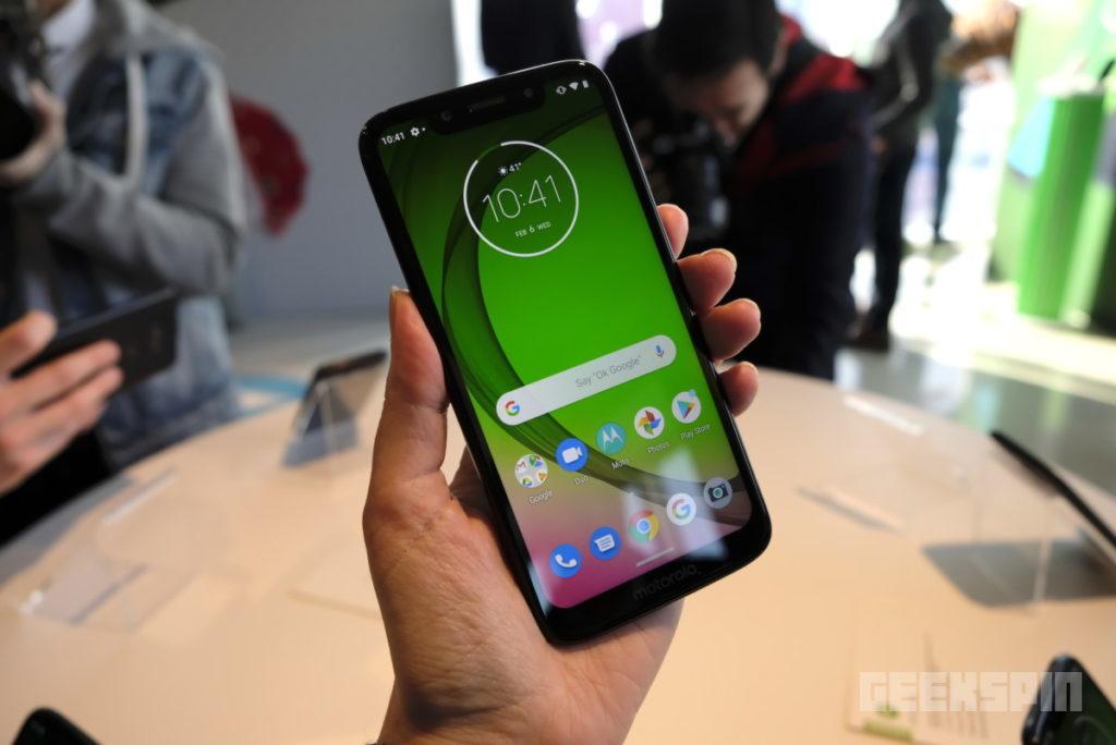 Moto G7 Play (2019)